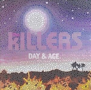 The Killers : Day and Age Alternative Rock 1 Disc CD