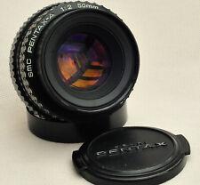 SMC Pentax 50mm f2