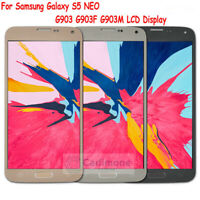 OLED For Samsung Galaxy SM-G903F S5 Neo G903 Replacement LCD Screen Digitizer BT