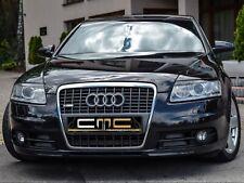 Scheinwerferblenden für Audi A6 C6 ABS Böser Blick Scheinwerfer eyebrows ABS