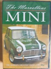 The Marvellous Mini - Worlds Greatest Car [ DVD ] Multi Region,BRAND NEW, SEALED