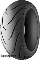 New 240/40-R18 Michelin Scorcher 11 Harley Davidson Rear Tire 79V Motorcycle