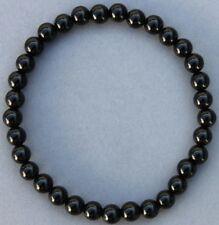 """Bracelet Onyx 6 mm """"Médium"""""""