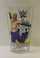Rey Mysterio WWE 16 oz. Pint Glass 'TOON TUMBLER NEW!!
