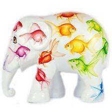 Elefant der ELEPHANT PARADE - Rainbow Fish - 20cm - limitiert