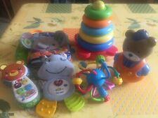 Lot de jouets 1er âge