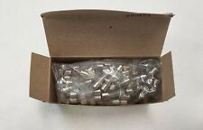 """Littelfuse (Qty 100) 3AG - 2A Fuses 250V  2 Amp - Size 1.25"""" x .25"""" New in Box"""