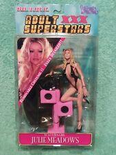 Adult Superstars figure JULIE MEADOWS Black Pussycat - Catwoman  Plastic Fantasy