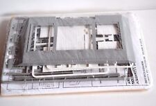 jouef  ho   maquette a  construire  gare  de   lusigny   neuf   encore  scellée