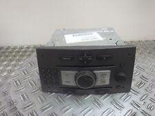 502389 CD-radio sin código Opel Astra H Caravan coche 1.7 CDTI