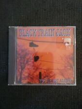 Black Train Jack NEW CD You're Not Alone SEALED Roadrunner Records Promo HxC