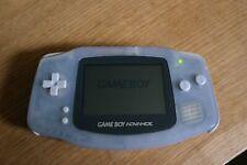 Nintendo Game Boy - Clear Blue guter Zustand + 2 Spiele
