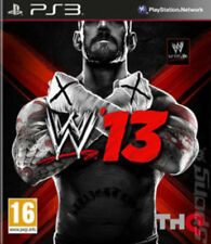 WWE '13 (PS3) VideoGames