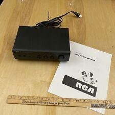 🔥 Radio Shack RCA OPTIMUS SA-155 Integrated Stereo Amplifier Cat.No. 31-1957 🔥