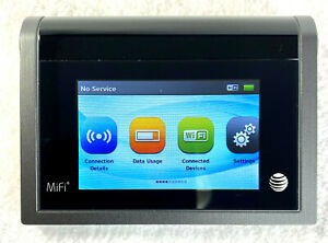 AT&T Novatel MIFI 5792 Hotspot Mobile Modem - One Owner