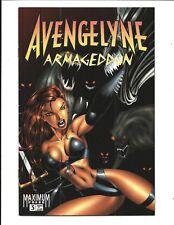 AVENGELYNE: ARMAGEDDON # 3 (MAXIMUM PRESS, FEB 1997), VF/NM