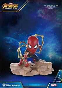 FREE SHIPPING! Avengers Infinity War Mini Egg Attack IRON SPIDER Previews Excl.