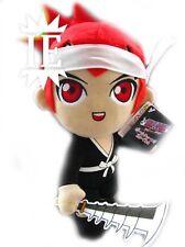BLEACH RENJI PELUCHE 20 CM BANKAI pupazzo plush doll figure manga Abarai ichigo