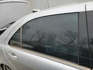 1999-2000-01-02-03-04-05-2006 MERCEDES-BENZ W220 S430 S500 RIGHT REAR VENT GLASS