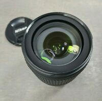 Nikon NIKKOR 18-105mm f/3.5-5.6 AS DX G SWM AF-S VR IF ED Lens - Nice!