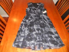 NEW with tags Coldwater Creek $119.95 womens dress size P 8 petite lined