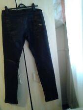 Met Señoras Pantalones Azul Marino Talla 27