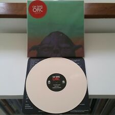 Thee Oh Sees ORC Limited BONE Vinyl LP Castleface With large Poster