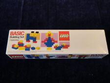LEGO Basic Building Set 1560 Distributed P&G Proctor & Gamble 1985 MIB    A12