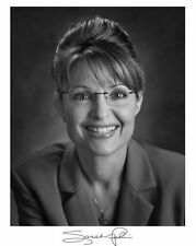 Sarah Palin Autograph 8 x 10 Photo Picture #bw1