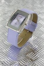 orologio donna jay baxter bracciale in pelle strass b207