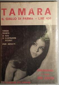 TAMARA BARONI IL GIALLO DI PARMA