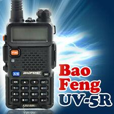 BAOFENG UV-5R 136-174 / 400-470MHz Dual Band Ham Radio Transceiver Walkie Talkie