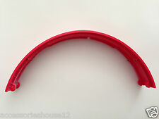 Replacement RED TOP Headband fr beats by Dr dre Wireless Headphones repair/parts
