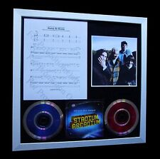 RED HOT CHILI PEPPERS Hump De Bump LIMITED Nod CD GALLERY QUALITY FRAMED DISPLAY