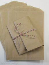 "200 Size 4 x 6 "" Brown Kraft Paper Bags, Candy Buffet Bags, Notion Bags"