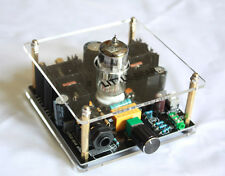 Hi-Fi Class A MK2A Hybrid Russia 6922EH Tube valve Headphone Amplifier amp ODL
