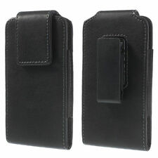 Leather Mobile Phone Clips for Samsung Galaxy J1