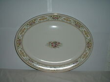 "Royal Doulton Alton 13 1/2"" Oval Serving Platter Made in England H5055"