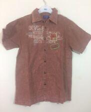 chemise carreaux La Compagnie des Petits taille 8 ans tbe (C1017)