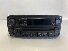 2002-2007 Chrysler Jeep Dodge OEM Radio Stereo FM CD Player