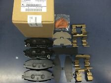 Rear Brake Pad Kit Subaru Legacy Tribeca Outback 26696XA011 Genuine 2006-2014 OE