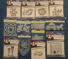 TATTERED LACE DIE CUTTING SETS BY STEPHANIE WEIGHTMAN OVER A 100 CHOICES OF DIE