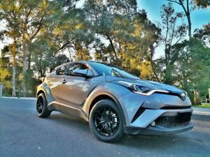 (Toyota C-HR) G.MAX 18x8 Flow Forged Wheels and Tyres