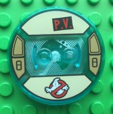 Lego Dimensions Ghostbusters Toy Tag. Set 71228. Level Tag. Dr. Peter Venkman.