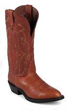 Nocona Mens Vintage NIB Reddish Brown Bullhide Western Boots 12D 1652545603