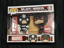 Pop! BULLSEYE & DAREDEVIL SHADOWLAND 2-PACK **Marvel Collector Corps Exclusive**