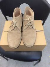 Loake Mens Suede Desert Ankle Boots Sahara Suze 10