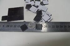 Magnets 100pcs16MMSQX .4 Self Adhesive Craft Photo Invitations Wedding  FREEPOST