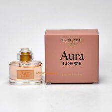 Mini Perfume AURA Eau de Parfum 5 Ml 0.17 Oz Miniature Bottle New in Box