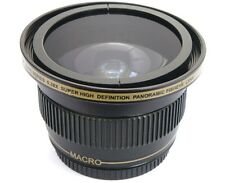 Super Ultra Hi Def Panoramic Fisheye Lens For Sony DSC-RX1R DSC-RX1